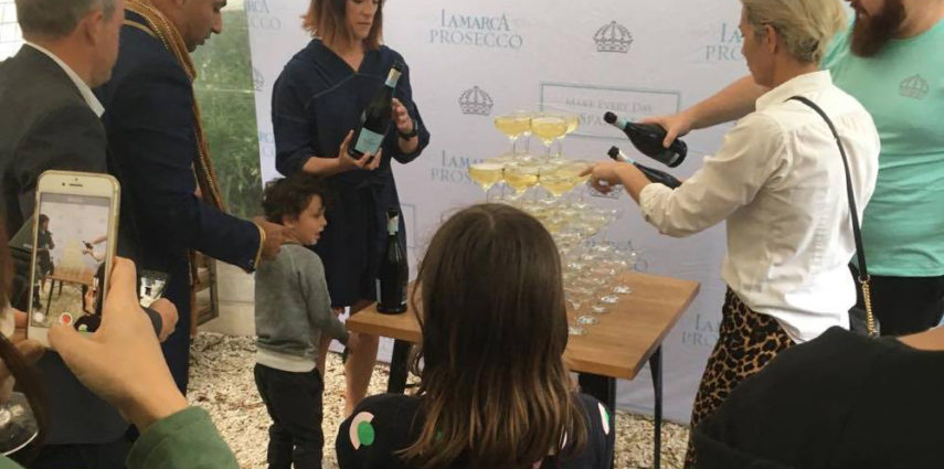La Marca Prosecco Launch