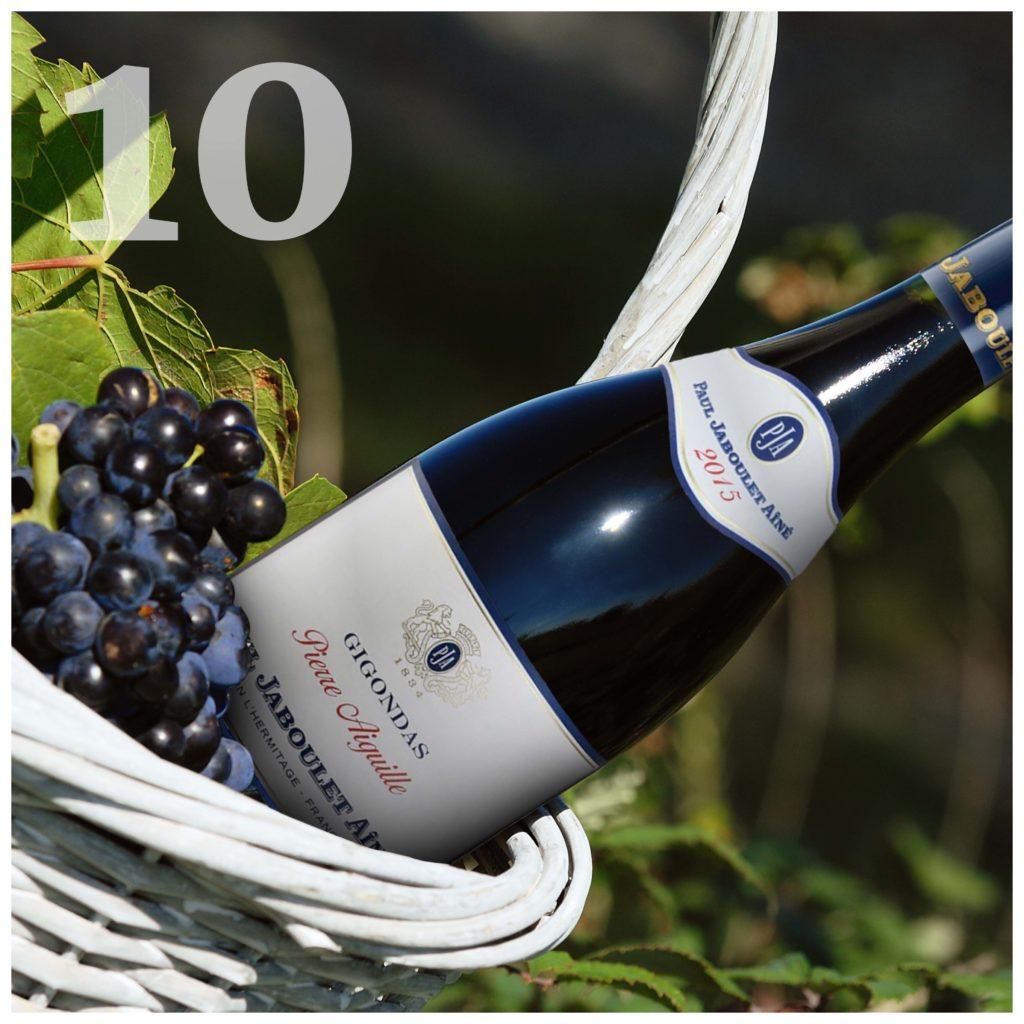 2015 Paul Jaboulet Aine Gigondas Pierre Aiguille Wine