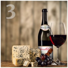 2015 Paul Jaboulet Aine Cotes du Rhone Parallele 45 Red Wine