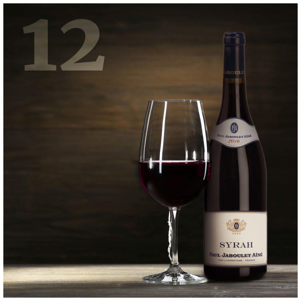 2016 Paul Jaboulet Aine Vin de France Syrah Wine