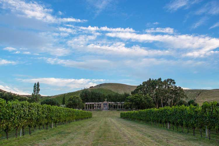 Mountford Estate winery