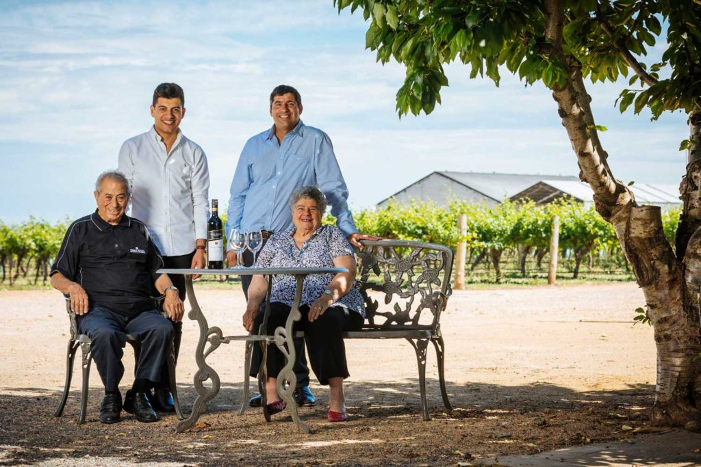 Zema Estate Family