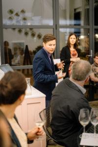Brandon talks Californian Wine