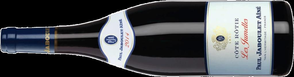 2014 Paul Jaboulet Aîné Côte Rôtie Les Jumelles Bottle
