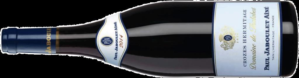 2014 Paul Jaboulet Aîné Crozes Hermitage Domaine de Thalabert Bottle