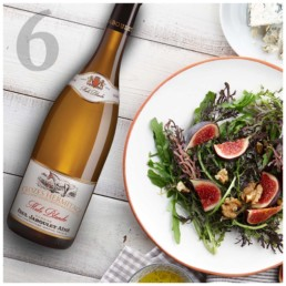 2016 Paul Jaboulet Aine Crozes Hermitage Domaine Mule Blanche Wine