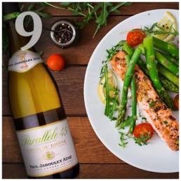 2016 Paul Jaboulet Aine Cotes du Rhone P45 Blanc Wine