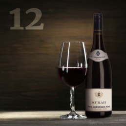 2016 Paul Jaboulet Aine Vin de France Syrah Wine