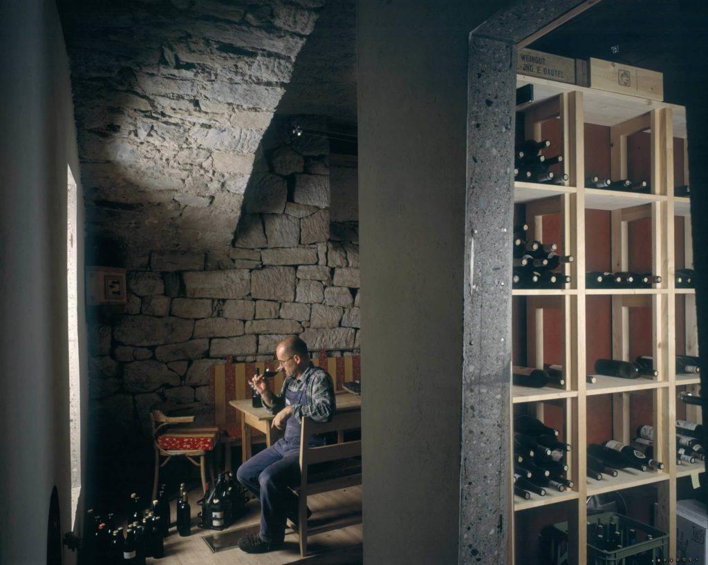 Franz Haas Winemaker Franziskus Haas