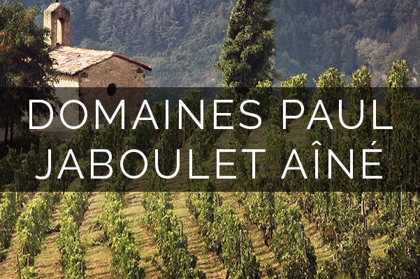 Domaines Paul Jaboulet Aine wine