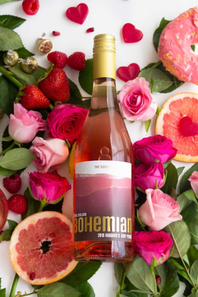 2018 Bohemian The Dancer Rosé