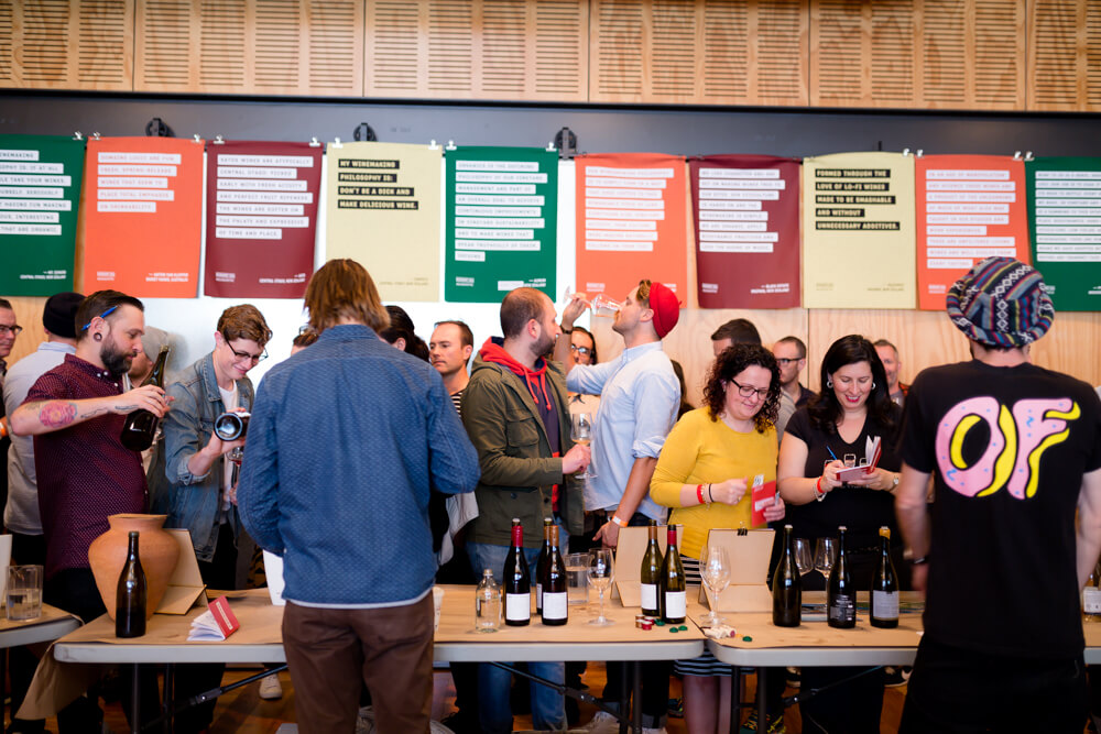 Budburst Natural Wine Festival