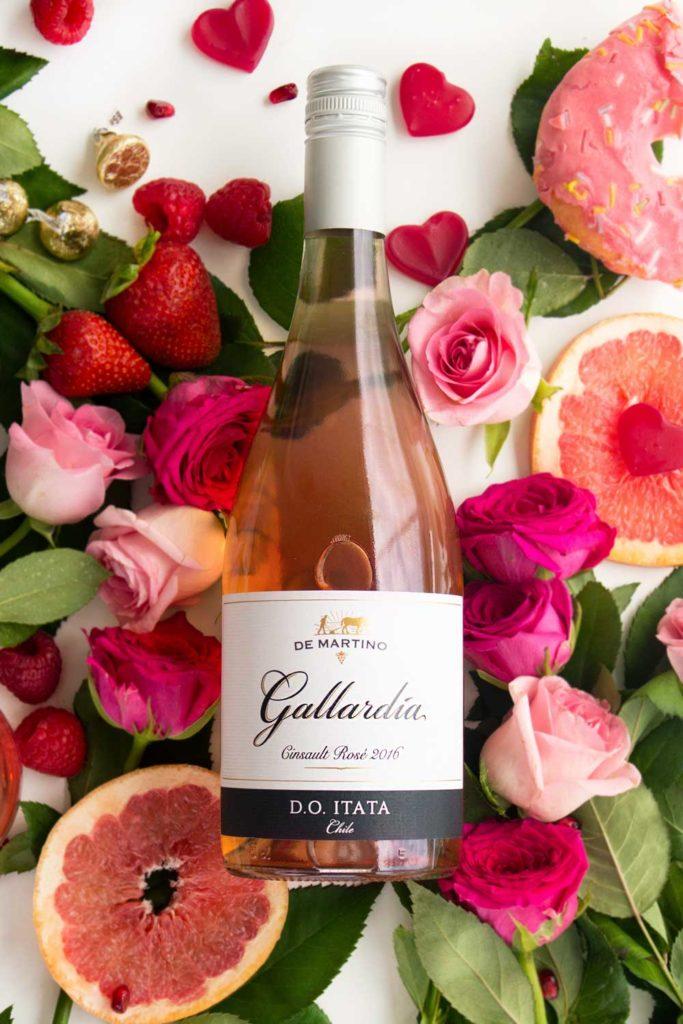 2016 De Martino Gallardia del Itata Cinsault Rosé