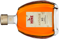 Antique Hine Cognac bottleshot