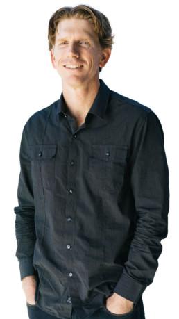 Chris Costello portrait