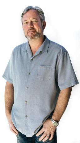 Michael Browne portrait