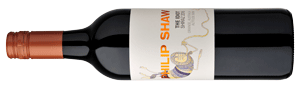 Philip Shaw The Idiot Shiraz bottle