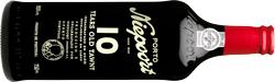 NV Niepoort 10 Year Old Tawny Port Bottleshot