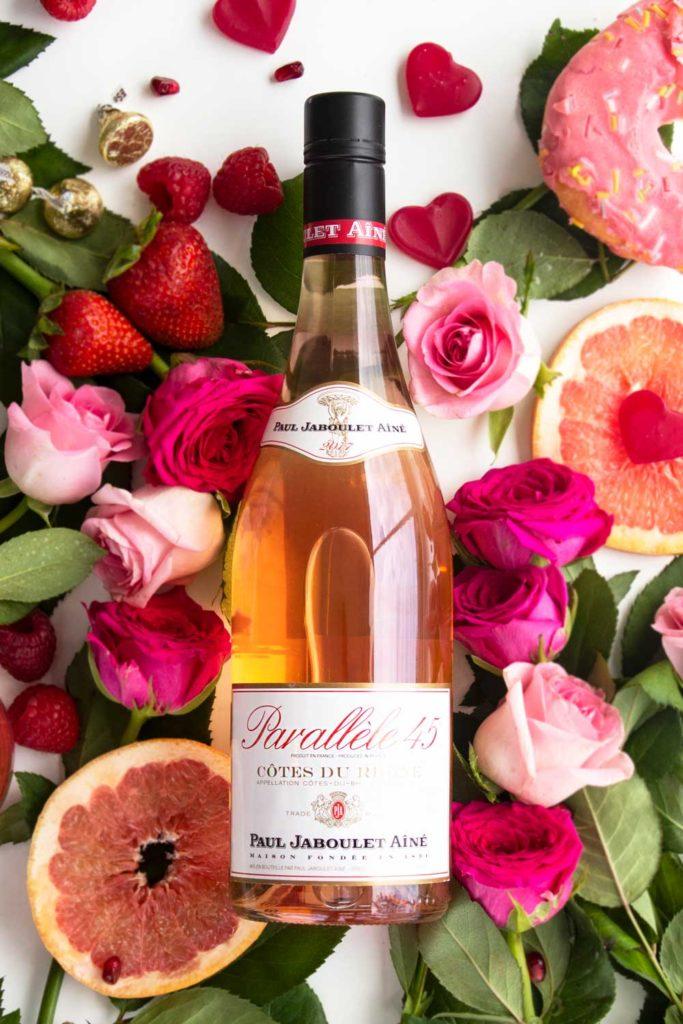 2017 Paul Jaboulet Aine Côtes du Rhône Parallèle 45 Rosé