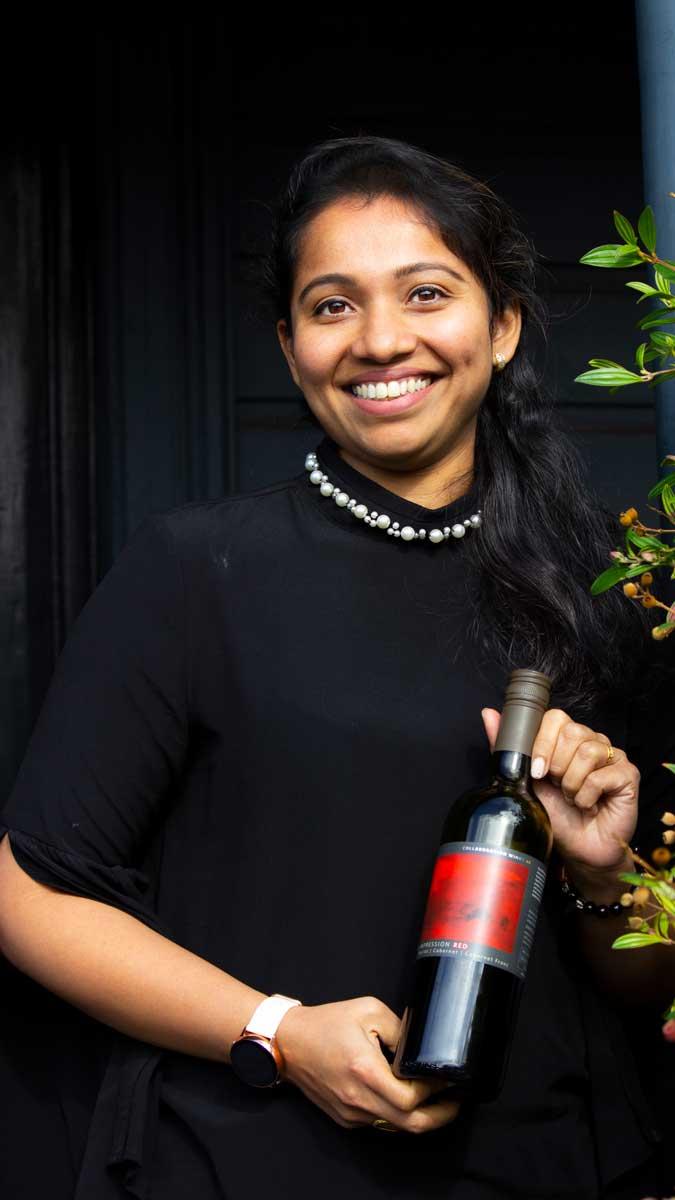 2016 Collaboration Impression Red Wine