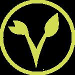 Vegan emblem